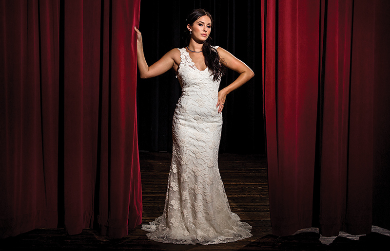 Glamorous Gowns – Delaware Main Line Bride