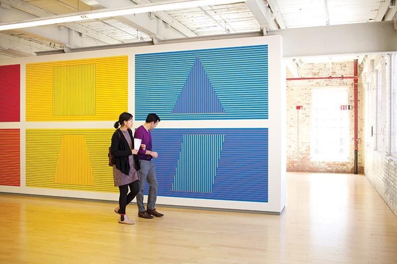 Massachusetts Museum of Contemporary Arts