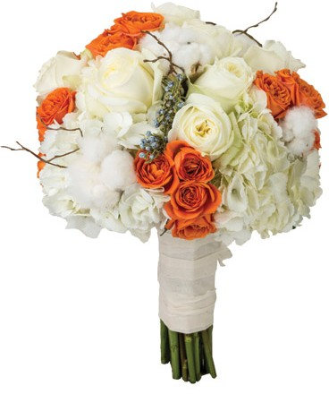Bridal Bouquet Trends: Clustered Flowers and Aromatic ...