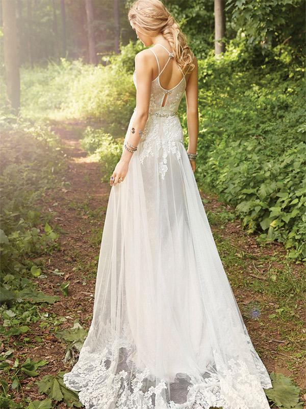Ti Adora by Alvina Valenta Style 7560. Under $2,000 at Jennifer's Bridal, www.jennifersbridal.com
