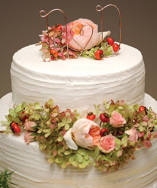 fresh flowers for wedding cake decoration trendy wedding cake toppers delaware line 14474
