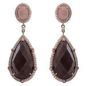 Sarah earrings, Claire's Fashions