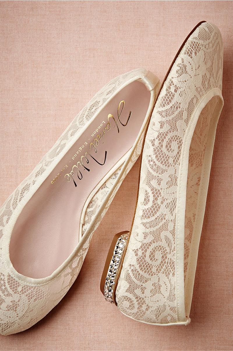 "BHLDN Lille Flats. $180. Available at <a href=""http://www.bhldn.com/shop-shoes-accessories-shoes/lille-flats/productoptionids/fbcaeb8b-b90b-4e9a-9313-32da085940dd"">BHLDN</a>."
