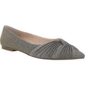 """NINA Klaire Point-Toe Flats. $79. Available at <a href=""""http://www.lordandtaylor.com/webapp/wcs/stores/servlet/en/lord-and-taylor/shoes/special-occasion-54154--1/klaire-point-toe-flats"""">Lord & Taylor</a>."""