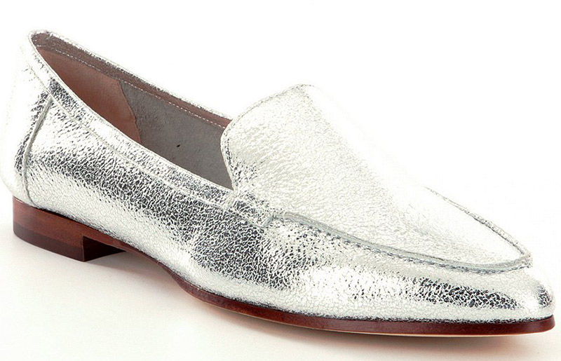 "KATE SPADE NEW YORK Carima Leather Loafers. $250. Available at <a href=""http://www.lordandtaylor.com/webapp/wcs/stores/servlet/en/lord-and-taylor/shoes/special-occasion-54154--1/carima-leather-loafers"">Lord & Taylor</a>."
