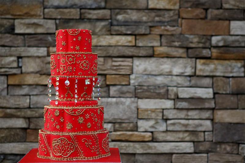 Desserts by dana wedding cakes