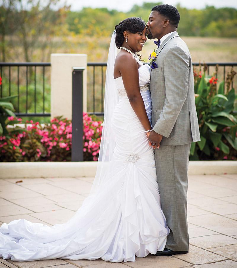 Real Weddings Study: Real Wedding: A Family Affair