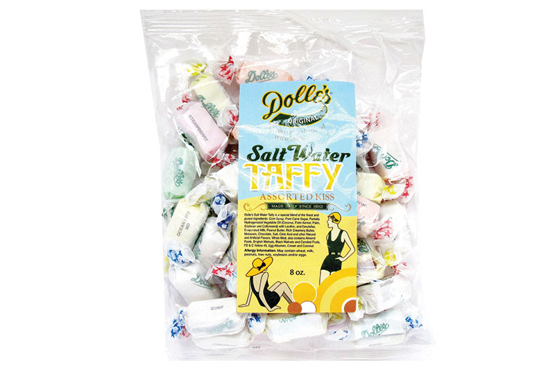 4. Sweet Nothings: Bring the beach to your guests with treats from your favorite candy shops. Pick up some salt-water taffy from Dolle's, fudge from Candy Kitchen or some caramel popcorn from Fisher's Popcorn. Prices vary; dolles.com, candykitchen.com, fisherspopcorn.com