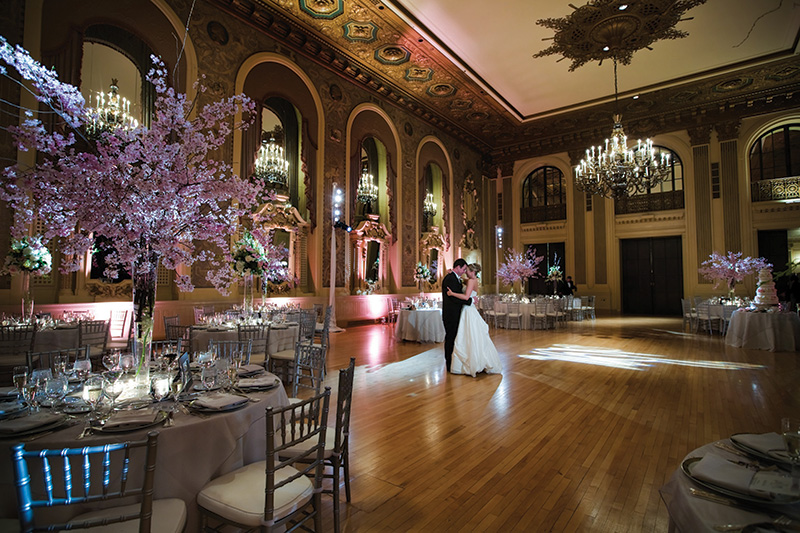 wedding reception venue expertise by hotel du pont delaware main