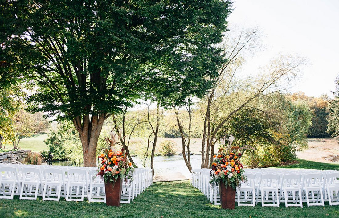 Find The Fall Wedding Venue Of Your Dreams Delaware Main