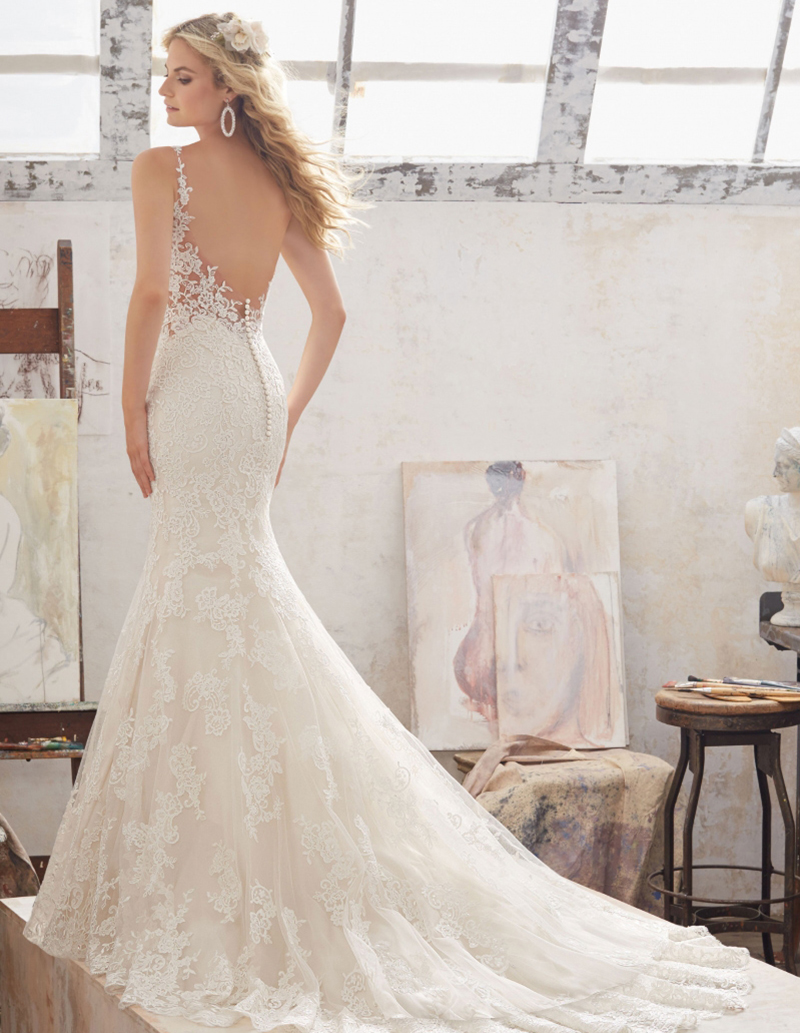 3 Wedding Dresses Perfect For Tallathletic Body Types Delaware