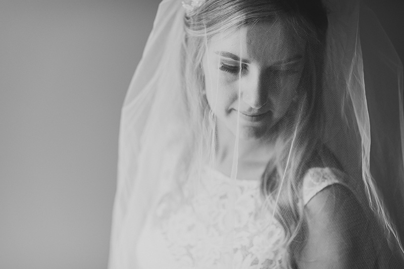 Meghan Ruggeri Bride Portrait Rehoboth Beach Wedding
