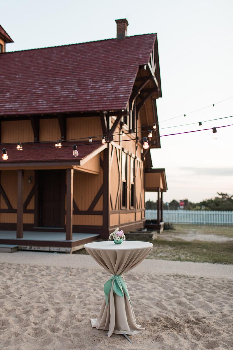 Rehoboth Beach Indian Lifesaving Station