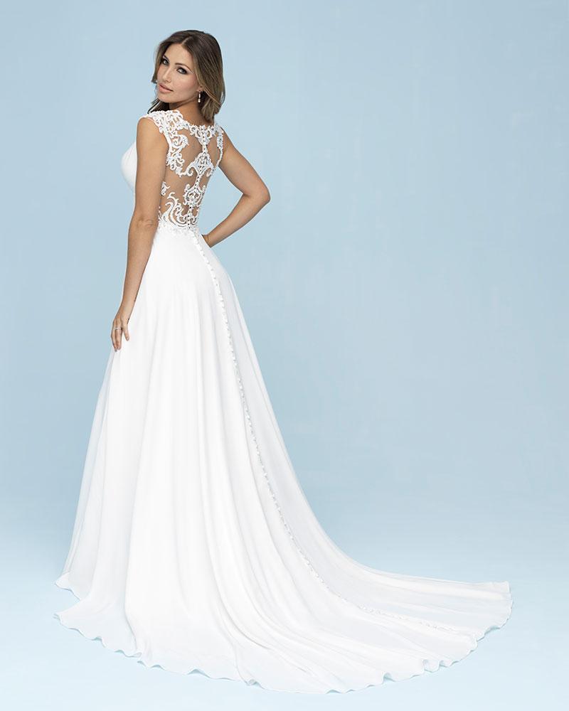 Allure Bridals wedding dress style 9610