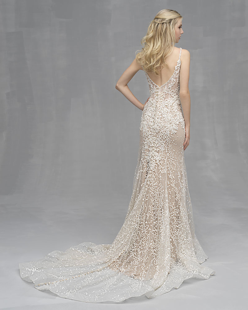 Allure Couture wedding dress style C521