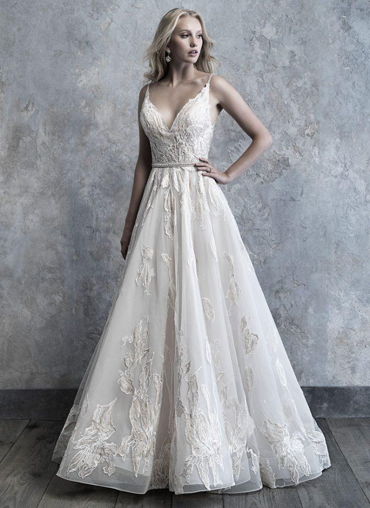 madison james wedding dress style mj503