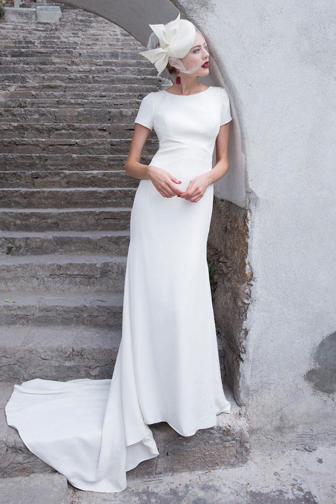 Watters wedding dress style Adoracion