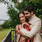 This Stunning Bucks County Wedding Blends Indian and American Traditions