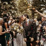 Megan and Craig Viera's Stunning Bohemian Wedding