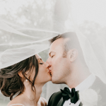 Ryan and Hannah Simeone's Glamorous Country Club Wedding