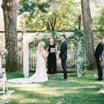 This Picturesque Philadelphia Suburbs Wedding Started With a Swipe Right
