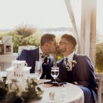 Justin Noble and Evan Koslof's Dreamy Bethany Beach Wedding