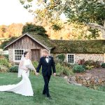 A Stunning Main Line Wedding With the Perfect Simple, Elegant Aesthetic