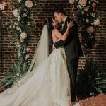 One Wilmington Couple Planned the Most Intimate Fairytale Wedding